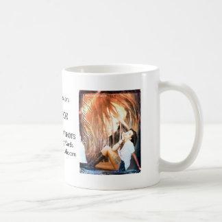 LEIGH FOX COFFEE MUG