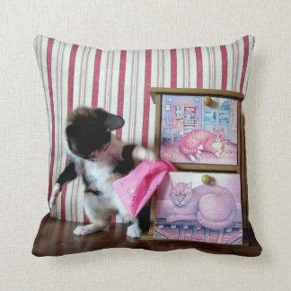 Leilani's Wardrobe Pillow