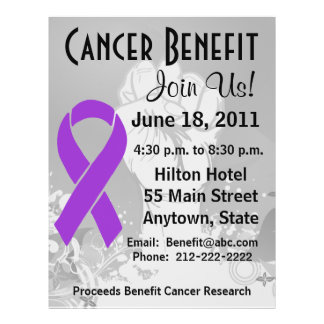 Leiomyosarcoma Cancer Personalized Benefit Flyer