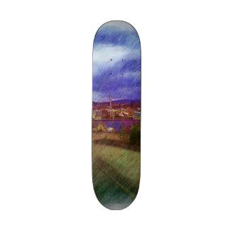 Leirvik City Skateboards