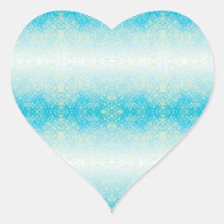 leisure heart sticker
