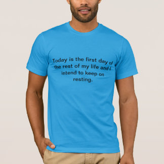 Leisure time t-shirt