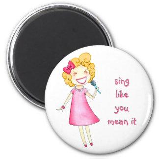 LeLe ~ Sing Magnet