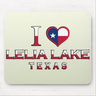 Lelia Lake, Texas Mouse Pad