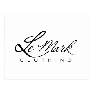 Lemark Clothing Line Postcard