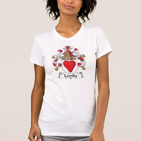 Lemke Family Crest T-Shirt