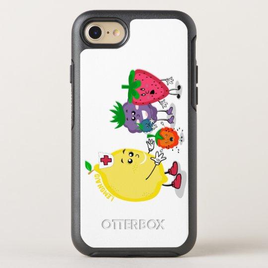 Lemon Aid design iPhone 6/6s OtterBox Symmetry iPhone 7 Case