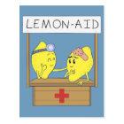 Lemon Aid Postcard