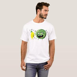 Lemon and Watermelon Dancing T-Shirt