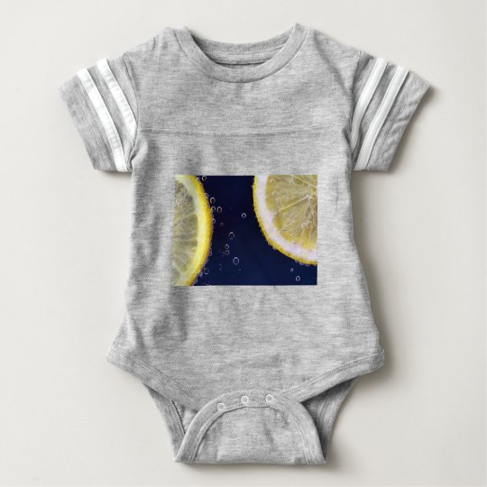 Lemon Baby Bodysuit