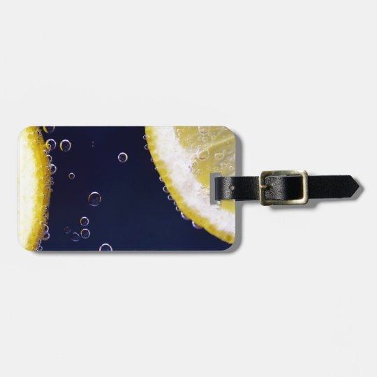 Lemon Bag Tag