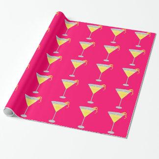 Lemon Drop Wrapping Paper