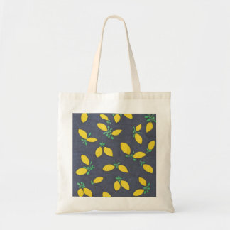 Lemon Drops Food Art Pattern