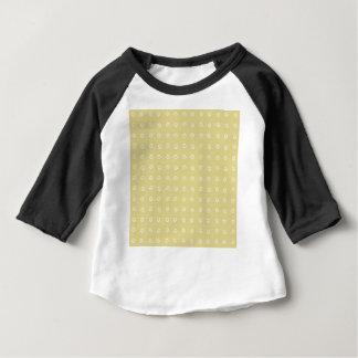 Lemon Flower Pattern Baby T-Shirt