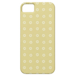 Lemon Flower Pattern iPhone 5 Covers