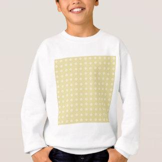 Lemon Flower Pattern Sweatshirt