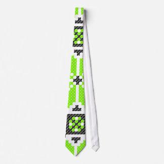 Lemon Fresh Green - Tie