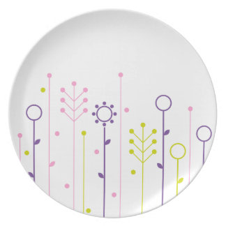 Lemon Grass creative T-Shirts Plate