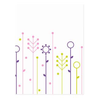 Lemon Grass creative T-Shirts Postcard
