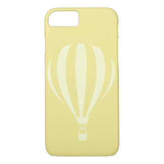 Lemon Hot Air Balloon iPhone 7 Case