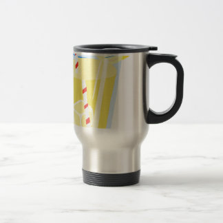 Lemon Iced Tea Travel Mug