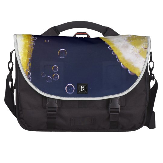 Lemon Laptop Shoulder Bag