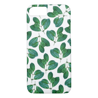 Lemon Leaf iPhone 8/7 Case
