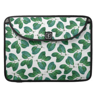 Lemon Leaf Sleeve For MacBook Pro