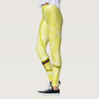 Lemon Leggings