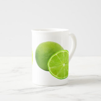 Lemon & Lime Tea Cup