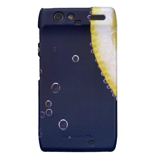 Lemon Motorola Droid RAZR Case