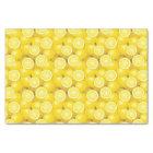 Lemon Pattern 2 Tissue Paper