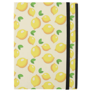 Lemon Pattern iPad Pro Case