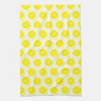 Lemon Pattern Kitchen Towel