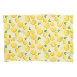 Lemon Pattern Pillow Case