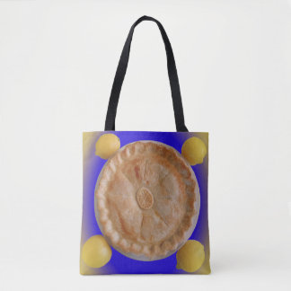 Lemon Pie Tote Bag