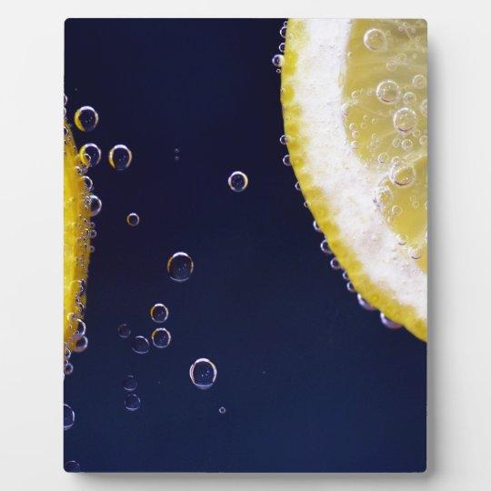 Lemon Plaque