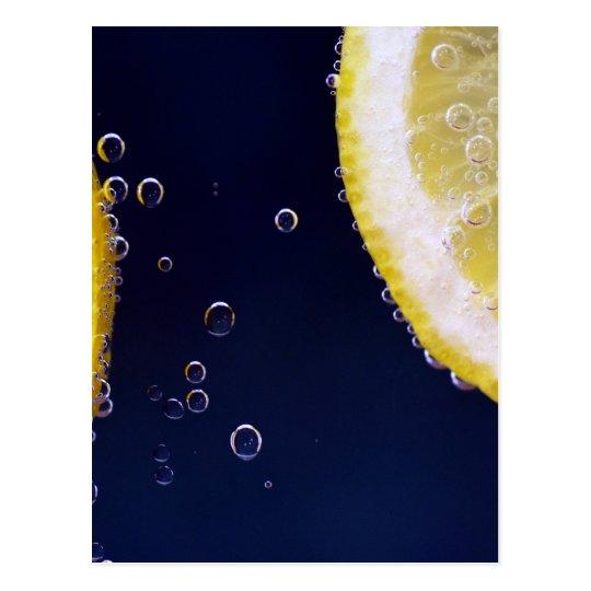 Lemon Postcard