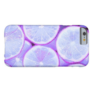 Lemon Purple Barely There iPhone 6 Case