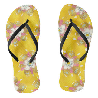 Lemon Rose Sandals
