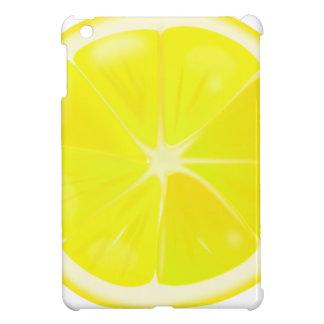Lemon Slice iPad Mini Cover