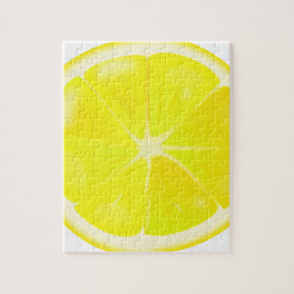 Lemon Slice Jigsaw Puzzle