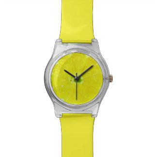 Lemon Slice Watch