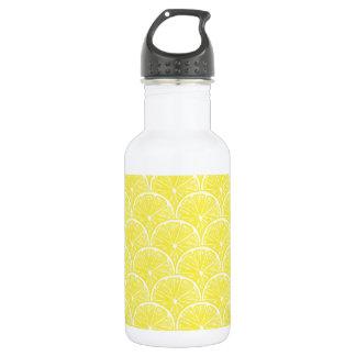 Lemon slices 532 ml water bottle