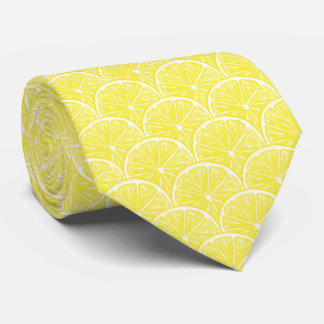 Lemon slices tie