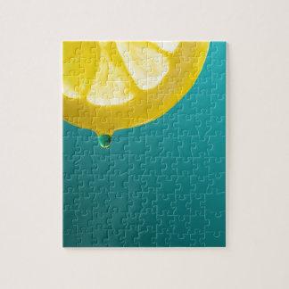 Lemon Squeeze Jigsaw Puzzle