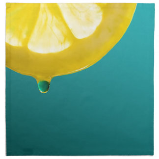 Lemon Squeeze Napkin