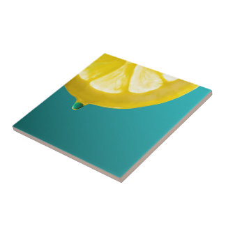 Lemon Squeeze Tile