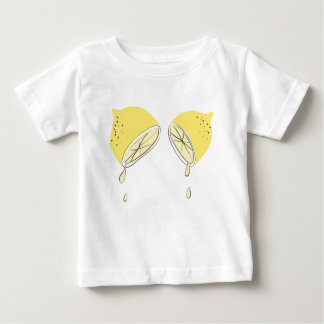 Lemon Squeezed Baby T-Shirt