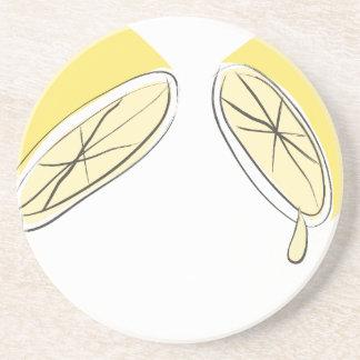 Lemon Squeezed Coaster
